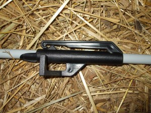 Fence Post Double Clip