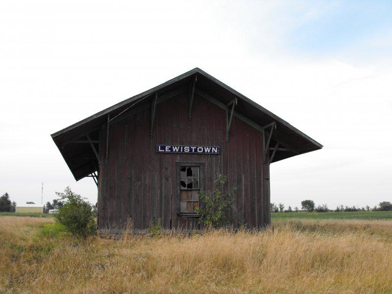 Lewiston Depot