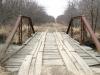 Steel Bridge, Abandoned Road