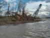 Wrecked Boat Missouri River