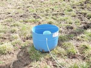 Barrel Waterer