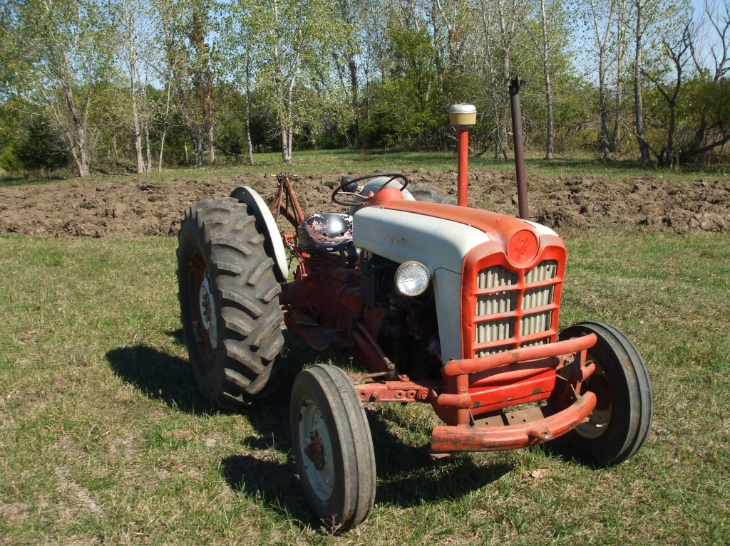 Ford 861