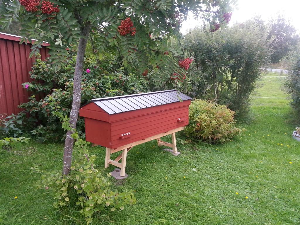 Tanzanian Top Bar Hive