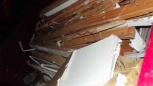 Look Inside a Dumpster