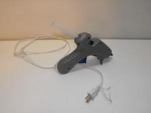 A Hot Glue Gun For Gluing Down Stuff