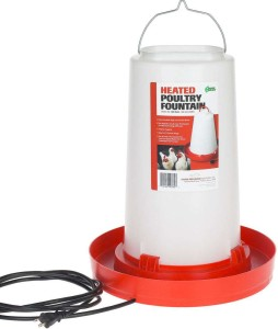 Commercial Heated Waterer