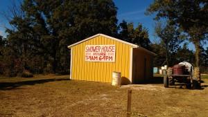 www.JLMissouri.com LFF Jacob's Cave Shower House