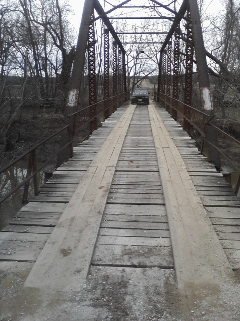 Missouri Macon County Bridge